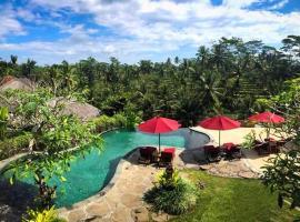 Puri Sebali Resort, Ubud