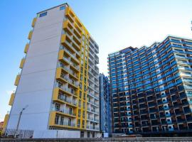 Modern Apartment by the Beach, Batumi