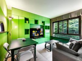 Apartamento verde, Andorra la Vella