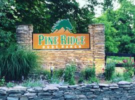 Pine Ridge Dude Ranch, Kerhonkson