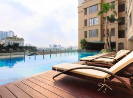 Tresor Apartment - Free Gym & Pool, Ho Chi Minh
