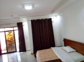 Our home, Kigali