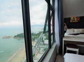 Nha Trang beach 3 bedroom apartment - Sea facing, Nha Trang