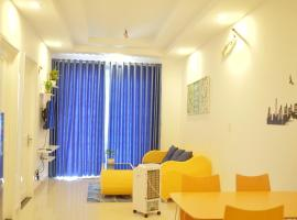 Wonderful Beachfront Apartment, Vung Tau