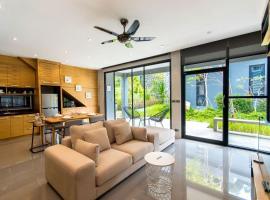 Natural Park: 1 bedroom pavilion, Kamala Beach