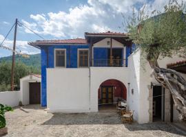 Colourfull Stone House, Leonídion