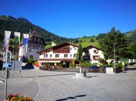 Hotel Bela Riva, Savognin