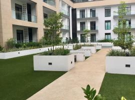 Furnished Studio Apartment, Cantonments, Akra