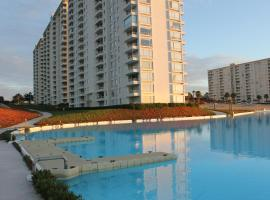 Resort Laguna Bahía. Edificio Océano, Depto 1201, Algarrobo