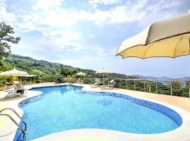 Laureana Cilento Villa Sleeps 8 Pool Air Con WiFi, Laureana Cilento