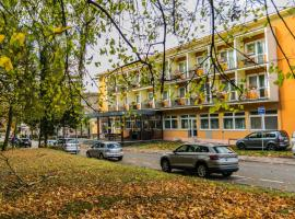 Hotel Rezident, Turčianske Teplice