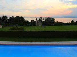 Gralaoni-Pralesi-Cisano Apartment Sleeps 2 Pool, Лацизе