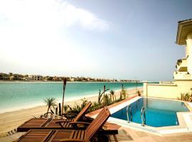 Ahlan Holiday Homes - Luxury Beach Villa, Dubai