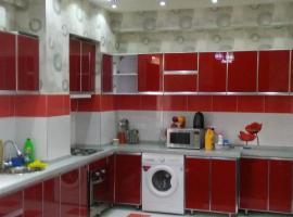 Apartment on Shohtemur, Dushanbe