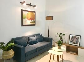 Central apartment in Binh Thanh district, Ho Chi Minh