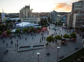 Center Apartment Prishtina, Prishtinë