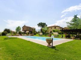 Anatraia Apartment Sleeps 5 Pool Air Con WiFi, Cortona