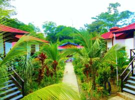 Paradise Waits B&B, Bocas del Toro