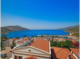 Kalkan Villa Sleeps 10 Pool Air Con WiFi, Kalkan