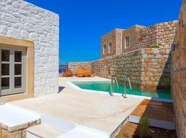 Grigos Villa Sleeps 4 Pool WiFi, Grikos