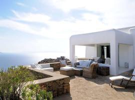 Agios Stefanos Villa Sleeps 8 Pool Air Con WiFi, Agios Stefanos