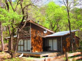 Cabaña Cullen Lihuen, Las Trancas