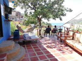 Hostal Nomadic, Taganga