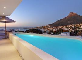 Camps Bay Villa Sleeps 12 Pool Air Con WiFi, Le Cap