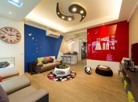 Tiangong Super Inn homestay, Hengchun