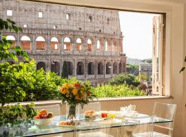 47Luxury Suites - Colosseo, Roma