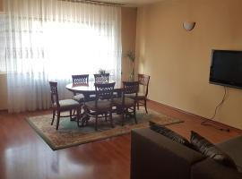 Spacious apartment in lively area, Sofia