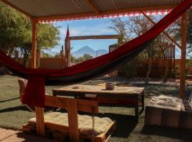 Hostal Valle del Desierto, San Pedro de Atacama