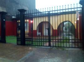 LA CASONA, Encarnación