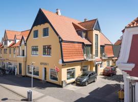 Holiday Apartment Skagen center 020162, Skagen