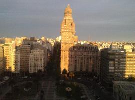 Ciudadela Tower, Montevideo