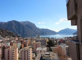 Lugano Apartment Sleeps 6, Lugano