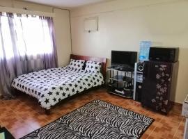 A HOMELY & CONGENIAL STUDIO APARTMENT (Close to JKIA & CBD), Nairobi