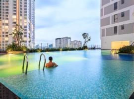 Soleil Saigon Rooftop Pool Apartment, Ho Chi Minh