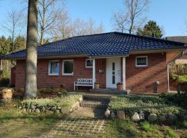 Ferienhaus Dibbersen - Wittenhögen