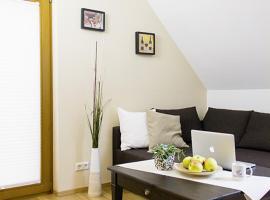 Spelzenhof - Wohnung im Obergeschoss