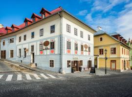 Hotel Salamander, Banská Štiavnica