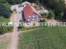 Erlebnis-Ferienhof Reekenfeld