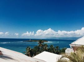 La Terrasse sur la mer des caraïbes, Le Gosier