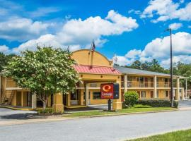 Econo Lodge Inn & Suites at Fort Benning, Columbus