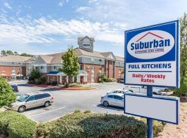 Suburban Extended Stay Kennesaw, Kennesaw