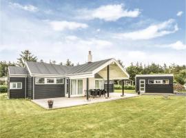 Holiday Home Hjørring with Fireplace 02, Vester Vidstrup