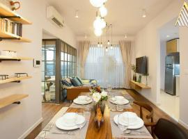 Liam Service Apartment - Vinhome Central Park, Ho Chi Minh