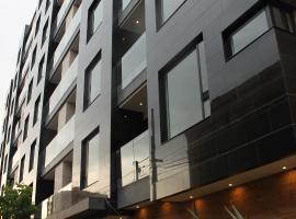 93 Luxury Suites & Residences, Bogotá