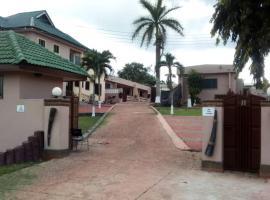 Omari Serwah Hotel, Nkwatia