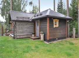 Two-Bedroom Holiday Home in Mora, Börka